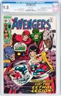 Bronze Age (1970-1979):Superhero, The Avengers #79 Don/Maggie Thompson Collection pedigree (Marvel,1970) CGC NM/MT 9.8 White pages....