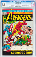 Bronze Age (1970-1979):Superhero, The Avengers #97 Don/Maggie Thompson Collection pedigree (Marvel, 1972) CGC NM/MT 9.8 White pages....