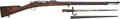 Long Guns:Bolt Action, French Gras Model 1874 Bolt Action Rifle....