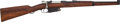 Long Guns:Bolt Action, Argentine Mauser Model 1891 Bolt Action Cavalry Carbine....