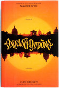 Books:Mystery & Detective Fiction, Dan Brown. Angels and Demons. New York: Pocket Books, 2000.First edition. Octavo. Publisher's binding in dust jacke...