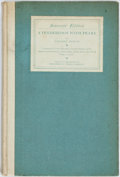 Books:Travels & Voyages, George Borup. A Tenderfoot with Peary. New York: Frederick A. Stokes, 1911. Second edition. Souvenir edition prepare...