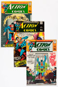 Bronze Age (1970-1979):Superhero, Action Comics Long Box Group (DC, 1970s-90s) Condition: AverageVF-....