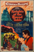 "Movie Posters:Adventure, Knights of the Round Table (MGM, 1953). Poster (40"" X 60"").Adventure.. ..."
