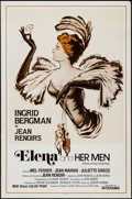 Movie Posters:Foreign, Elena and Her Men & Others Lot (Interama, R-1988). One Sheets (21) (Various Sizes). Foreign.. ... (Total: 21 Items)