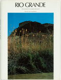 Books:Photography, [Robert Reynolds, photographer]. Tony Hillerman. SIGNED. Rio Grande. [Portland: Graphic Arts Center, 1975]. First ed...