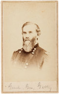 Photography:CDVs, General George W. Getty Carte de Visite....