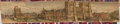 Books:Literature Pre-1900, [Fore-Edge Painting]. Alfred Tennyson. The Holy Grail and OtherPoems. London: Strahan, 1870. With a lovely fore-e...