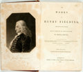 Books:Literature Pre-1900, [Henry Fielding]. The Works of Henry Fielding, Complete in OneVolume With Memoir of the Author by Thomas Roscoe....