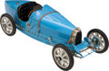Transportation:Automobilia, Scale Model 1924 Bugatti Type 35 Grand Prix de Lyon Racing Car byArt Auto Collection...