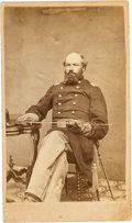 Photography:CDVs, General Simon G. Griffin Carte de Visite Signed....