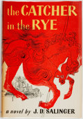 Books:Literature 1900-up, J. D. Salinger. The Catcher in the Rye. Little, Brown andCompany, 1951. Book Club Edition. Original binding and...