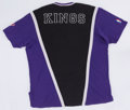 Basketball Collectibles:Uniforms, 1996-97 Mitch Richmond Game Worn Shooting Shirt. ...