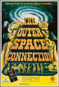 """Movie Posters:Documentary, The Outer Space Connection (Sun Classic, 1975). One Sheet (27"""" X 40""""), Special Poster (17"""" X 22""""), & Lobby Cards (6) (11"""" X ... (Total: 8 Items)"""