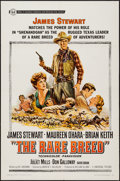 """Movie Posters:Western, The Rare Breed (Universal, 1966). One Sheet (27"""" X 41""""). Western....."""