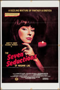"""Movie Posters:Adult, The Seven Seductions of Madame Lau (Valiant Films, 1981). One Sheet (25"""" X 38""""). Adult.. ..."""