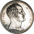Russia: , Russia: Nicholas I. 1-1/2 Family Rouble 1835, obverse and reversesigned in full Р. П. УТКИНЪ (Paul Utkin), Bust of Nicholas Iright...