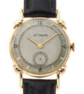 Timepieces:Wristwatch, LeCoultre 14k Gold Manual Wind Wristwatch. ...
