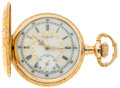 Timepieces:Pocket (post 1900), Elgin 15 Jewel 14k Gold Hunter Case Pocket Watch. ...