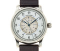 "Timepieces:Wristwatch, Longines ""Navigation"" Automatic Steel Wristwatch. ..."