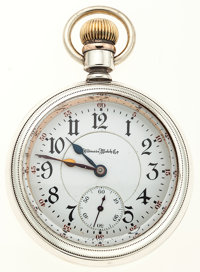 Illinois 23 Jewel Sangamo 16 Size Pocket Watch