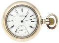 Timepieces:Pocket (post 1900), E. Howard 15 Jewel Scarce Series VII Open Face Pocket Watch. ...