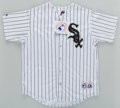 Baseball Collectibles:Uniforms, Mark Buehrle Signed Chicago White Sox Jersey....