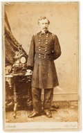 Photography:CDVs, George Armstrong Custer: 1864 Carte de Visite by Brady....