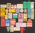 Boxing Collectibles:Memorabilia, 1930's-90's Boxing Press Passes, Tickets, Etc. Lot of 30....