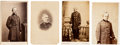 Photography:CDVs, Four Union General Cartes de Visite: Benjamin Alvord, John J. Abercrombie, Charles Bell (Signed), and George L. An... (Total: 4 )
