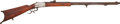 Long Guns:Single Shot, A. Wespi A. Berne Schutzen Single Shot Rifle....