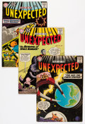 Silver Age (1956-1969):Horror, Tales of the Unexpected/The Unexpected Group (DC, 1960s) Condition:Average FN-.... (Total: 44 Comic Books)
