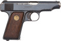 Handguns:Semiautomatic Pistol, Ortgies Pocket Model Semi-Automatic Pistol....