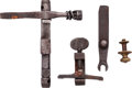 Arms Accessories:Tools, Lot of Four Assorted Musket / Long Gun Tools....