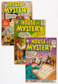 Silver Age (1956-1969):Horror, House of Mystery Group (DC, 1955-64) Condition: Average GD+....(Total: 35 Comic Books)
