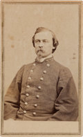 Photography:CDVs, Confederate Brigadier General Joseph Finnegan Carte de Visite....