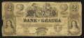 Obsoletes By State:Ohio, Painesville, OH - Bank of Geauga $2 Nov. 18, 1854. ...