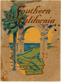 Books:Americana & American History, Southern California. Southern California Panama Expositions,1914. Informational booklet about the counties of South...
