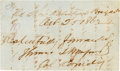 """Autographs:Military Figures, Confederate Colonel Thomas Taylor Munford: Clipped Signature """"Thomas T Munford / Col Comdg""""...."""