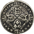 Colonials, (1688) TOKEN American Plantation Token, Transposed Arms VF30 NGC. N. 2-G, W-1140, R.7. ...