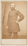 Photography:CDVs, Union General Alexander Hays Carte de Visite....