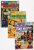 Silver Age (1956-1969):Miscellaneous, Showcase Group (DC, 1960-64) Condition: Average VG/FN.... (Total: 9Comic Books)