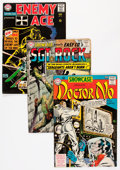 Silver Age (1956-1969):Miscellaneous, Showcase Group (DC, 1963-65) Condition: Average FN.... (Total: 8Comic Books)