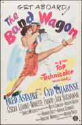 "Movie Posters:Musical, The Band Wagon (MGM, 1953). One Sheet (27"" X 41""). Musical.. ..."