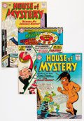 Silver Age (1956-1969):Horror, House of Mystery Group (DC, 1963-68) Condition: Average FN....(Total: 41 Comic Books)