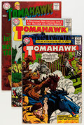Silver Age (1956-1969):Adventure, Tomahawk #84-140 Complete Range Group (DC, 1963-72) Condition: Average FN+.... (Total: 57 Comic Books)