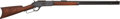 Long Guns:Lever Action, Winchester Second Model 1876 Lever Action Rifle....