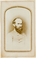 Photography:CDVs, Confederate Brigadier General Martin Witherspoon Gary: Civil War Period Carte de Visite....