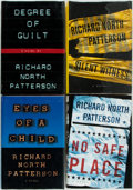 Books:Mystery & Detective Fiction, Richard North Patterson. Group of Four First Editions. New York:Knopf, 1993-1998. Publisher's cloth and original dust j... (Total:4 Items)