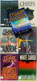 Books:Mystery & Detective Fiction, Stuart Woods. SIGNED. Group of Seven First Editions. Various publishers and dates. Most are signed by the author. Publis... (Total: 7 Items)